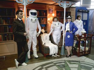 Последний сезон «Доктора Кто» с Питером Капальди в главной роли