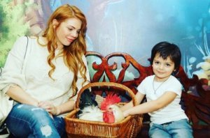 Смена имиджа Анастасии Стоцкой благодаря беременности