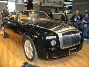 Последний автомобиль Phantom VII от автогиганта Rolls-Royce