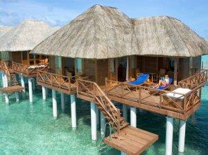 5-звёздочные виллы на Мальдивах на любой вкус