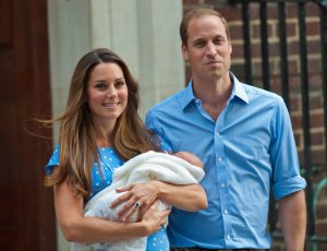 Решение Кейт кормить грудью вызовет модную волну среди молодых мам