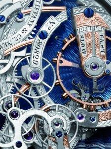 Солидные часы для эстетов от Grieb & Benzinger