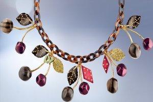 Ювелирный ягодный микс от Louis Vuitton