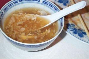 Самый деликатесный в мире суп из ласточкиных гнезд