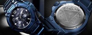 Знаменитый ди-джей TIESTO совместно с брендом Guess выпустил мужские часы