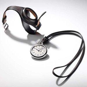Универсальные наручно-настольные часы-трансформеры от Hermes