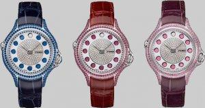 Разноцветная коллекция часов от Fendi