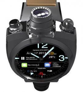 Часовая новинка от Hyetis станет достойным конкурентом смартфонов