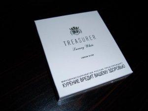Treasurer - самые дорогие сигареты в мире