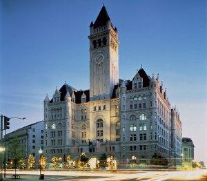 Дональд Трамп купил главпочтамт Вашингтона и сделает из него 5* отель