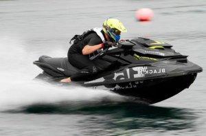 Самый мощный гидроцикл в мире - Black Edition 360