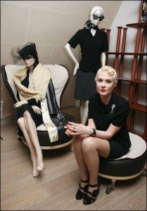 Презентация модной коллекции одежды от Ренаты Литвиновой