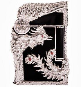 Уникальная зажигалка «Phoenix Black Limited Edition Ligne 2» за $16.500
