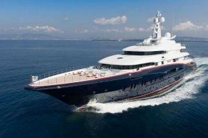 Желающим обрести нирвану стоит купить яхту за $ 300.000.000