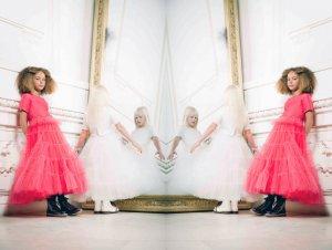 Платья от Жана Поля Готье превратят любую девочку в сказочную принцессу