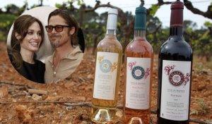 Бочонок вина с виноградников Анджелины Джоли и Брэда Питта купили на аукционе за $13.640