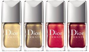 Золотая коллекция макияжа от Dior