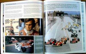 Вся история Формулы-1 изложена в роскошном томе с карбоновой суперобложкой