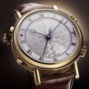 Часовой бренд Breguet: превращение наручных часов в музыкальную шкатулку