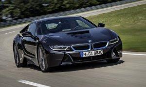 Гибридный BMW i8 будет стоить в Европе ?120.000