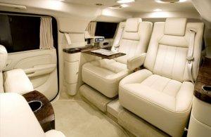 Внедорожник Cadillac Escalade ESVЗ: сочетание роскоши и функциональности