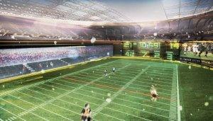Организовать Олимпиаду на собственном стадионе за $30.000.000