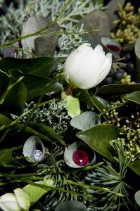 Рождественский венок с драгоценностями стоит почти $5.000.000.000