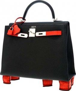 Дамскую сумочку от Hermes продали за $125.000
