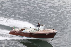 На верфи Riva World воскресили яхту Ферруччо Ламборгини