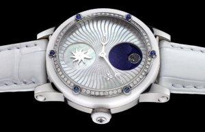 Хронометры Louis Moinet Stardance инкрустированы алмазами из космоса