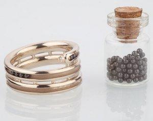Годы вашего брака будет считать уникальное обручальное кольцо