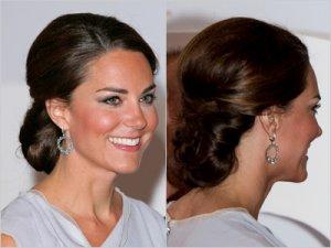 Парикмахер принцессы Дианы делает причёски Кейт Миддлтон