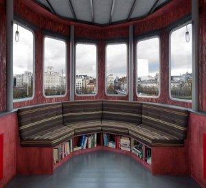 На одной из лондонских крыш «бросил якорь» корабль-отель