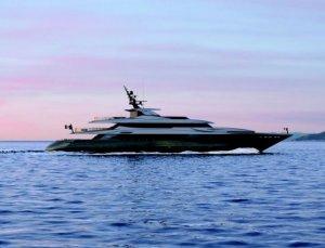 Супер-яхта Mondo Marine 60M от дизайнера Луки Дини
