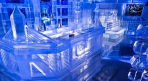 Нью-йоркский бар изо льда понравится даже Снежной королеве