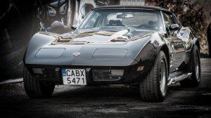 Болгарские дизайнеры «прокачали» Chevrolet Corvette Stingray C3 почти до неузнаваемости