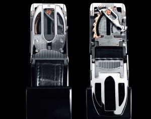 Роскошная пряжка для мужского ремня от Bugatti за $84.000