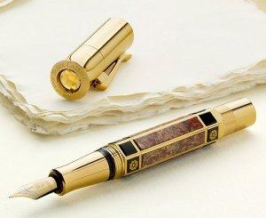«Росчерк пера» роскошной яшмовой ручки от Faber-Castell оценили в $9.500
