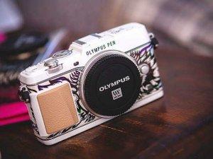Эксклюзивная камера от Olympus в стиле «арт»