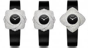 Бренд Piaget выпустил самые тонкие в мире часы