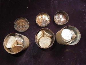 В Америке найден клад из золотых монет, оценённый в $10.000.000