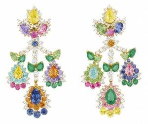 В новой коллекции от Dior High Jewellery распускаются бриллиантовые цветы