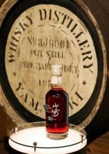 Виски из брендовой японской винокурни: стоимость бутылки - $12.970