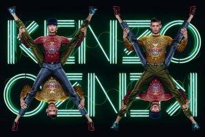 """«Кампания """"X""""»: весеннее настроение от Kenzo"""
