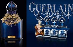 Парфюмерный бренд Guerlain выпустил юбилейные духи в золотом флаконе