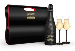 Шампанское от бренда Piper-Heidsieck + бонус от Жана-Поля Готье