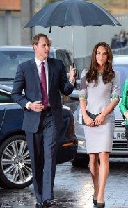 Новое платье герцогини Кембриджской стоит, как целый гардероб