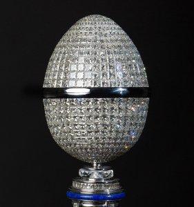 Пасхальное яйцо с секретом оценили в $ 8.350.000