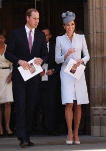 Самой стильной британской знаменитостью признали герцогиню Кейт Миддлтон