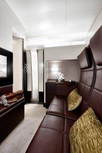 В самолетах Etihads A380 оборудуют роскошные трёх-комнатные каюты